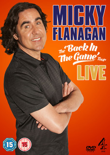 Micky Flanagan: Back in the Game - Live (2013) (Normal) [DVD]