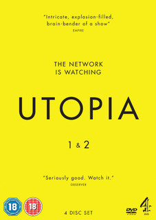 Utopia: Series 1 and 2 (2013) (Normal) [DVD] [DVD / Normal]