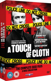 A Touch of Cloth: Series 1-3 (2014) (Normal) [DVD] [DVD / Normal]