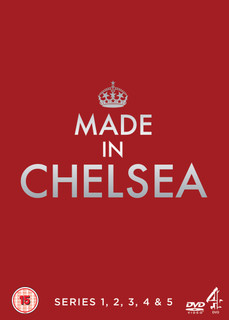 Made in Chelsea: Series 1-5 (2013) (Normal) [DVD] [DVD / Normal]