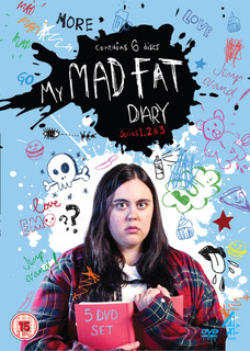My Mad Fat Diary: Series 1-3 (2015) (Normal) [DVD] [DVD / Normal]