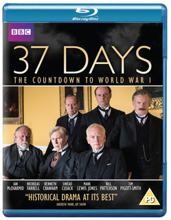 37 Days - The Countdown to World War I (2014) (Normal) [Blu-ray] [Blu-ray / Normal]