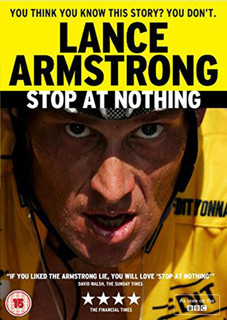 Stop at Nothing - The Lance Armstrong Story (2014) (Normal) [Blu-ray]