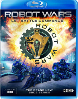 Robot Wars: The New Series (Normal) [Blu-ray]