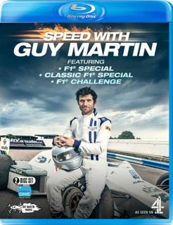 Speed With Guy Martin (Normal) [Blu-ray]