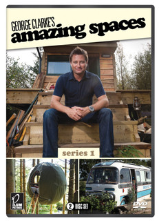 George Clarke's Amazing Spaces: Series 1 (2012) (Normal) [DVD] [DVD / Normal]