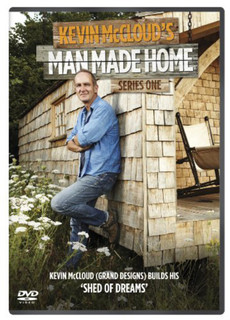 Kevin McCloud's Man Made Home: Series 1 (2012) (Normal) [DVD] [DVD / Normal]