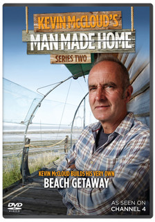 Kevin McCloud's Man Made Home: Series 2 (2013) (Normal) [DVD]