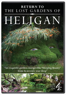 Return to the Lost Gardens of Heligan (Normal) [DVD]