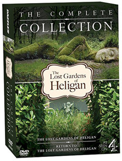 The Lost Gardens of Heligan - Complete Collection (Normal) [DVD]