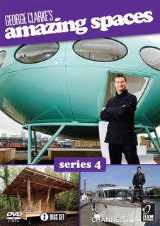 George Clarke's Amazing Spaces: Series 4 (2015) (Normal) [DVD] [DVD / Normal]