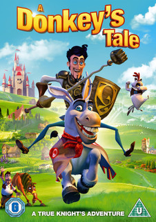A Donkey's Tale (2014) (Normal) [DVD]