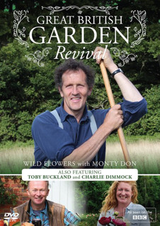 Great British Garden Revival: Wild Flowers With Monty Don (2014) (Normal) [DVD]