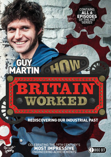 Guy Martin: How Britain Worked (2012) (Normal) [DVD] [DVD / Normal]