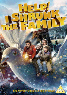 Help! I Shrunk the Family (Normal) [DVD]