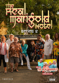 The Real Marigold Hotel: Series 2 (Normal) [DVD]