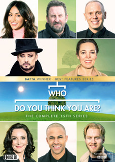 Who Do You Think You Are?: Series 15 (2018) (Normal) [DVD] [DVD / Normal]