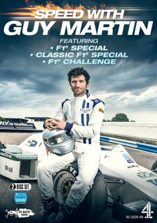 Speed With Guy Martin (Normal) [DVD]