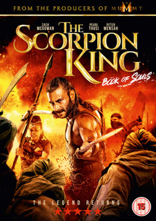The Scorpion King - Book of Souls (2018) (Normal) [DVD] [DVD / Normal]