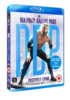 WWE: Diamond Dallas Page - Positively Living (Normal) [Blu-ray]