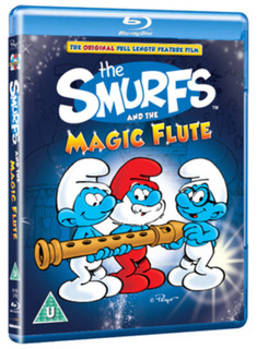 The Smurfs and the Magic Flute (Normal) [Blu-ray]