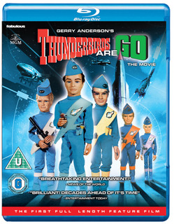 Thunderbirds Are Go - The Movie (1966) (Normal) [Blu-ray] [Blu-ray / Normal]
