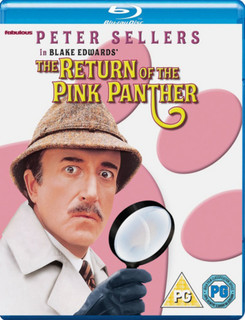 The Return of the Pink Panther (1974) (Normal) [Blu-ray] [Blu-ray / Normal]