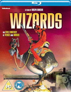 Wizards (Normal) [Blu-ray]