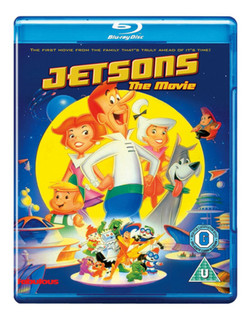 Jetsons: The Movie (1990) (Normal) [Blu-ray]