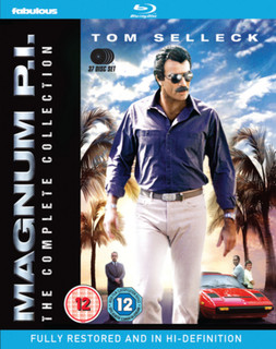 Magnum P.I.: The Complete Collection (1988) (Box Set) [Blu-ray] [Blu-ray / Box Set]