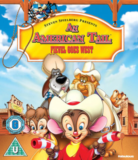 An American Tail: Fievel Goes West (1991) (Normal) [Blu-ray]