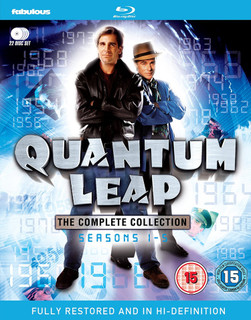Quantum Leap: The Complete Collection (1993) (Box Set) [Blu-ray] [Blu-ray / Box Set]