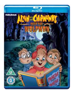 Alvin and the Chipmunks Meet the Wolfman (Normal) [Blu-ray]