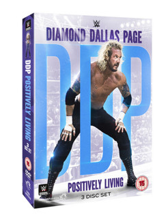 WWE: Diamond Dallas Page - Positively Living (2017) (Normal) [DVD] [DVD / Normal]