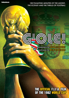 G'ole! - The Official Film of the 1982 World Cup (Normal) [DVD]