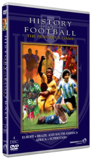 History of Football - The Beautiful Game: Europe/Brazil and ... (Box Set) [DVD]