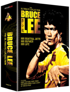 Bruce Lee: The Ultimate Collection (Box Set) [DVD]