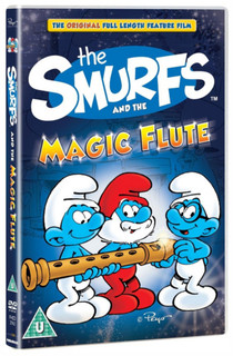 The Smurfs and the Magic Flute (Normal) [DVD]