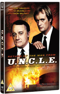 Return of the Man from U.N.C.L.E (1983) (Normal) [DVD]