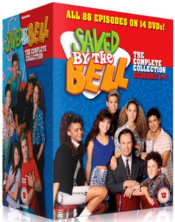 Saved By the Bell: The Complete Series (1993) (Box Set) [DVD]
