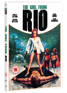 The Girl from Rio (1969) (Normal) [DVD]