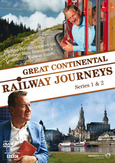 Great Continental Railway Journeys: Series 1 and 2 (2013) (Normal) [DVD] [DVD / Normal]