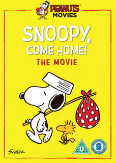 Snoopy, Come Home! (Normal) [DVD]