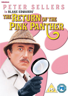 The Return of the Pink Panther (1974) (Normal) [DVD] [DVD / Normal]