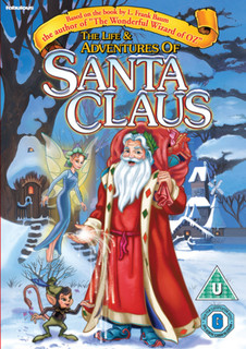 The Life and Adventures of Santa Claus (Normal) [DVD]