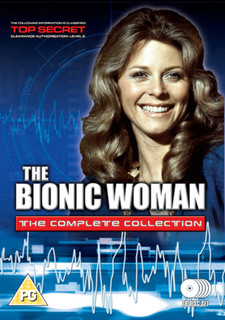 The Bionic Woman: The Complete Series (1978) (Normal) [DVD]