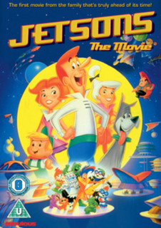 The Jetsons: The Movie (1990) (Normal) [DVD]