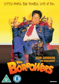 The Borrowers (Normal) [DVD]