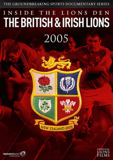 British and Irish Lions 2005: Inside the Lions' Den (2005) (Normal) [DVD]
