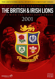 British and Irish Lions 2001: Life With the Lions Down Under (2001) (Normal) [DVD]